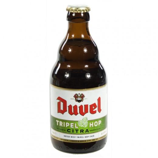Duvel Tripel Hop  Blond  2017  33 cl