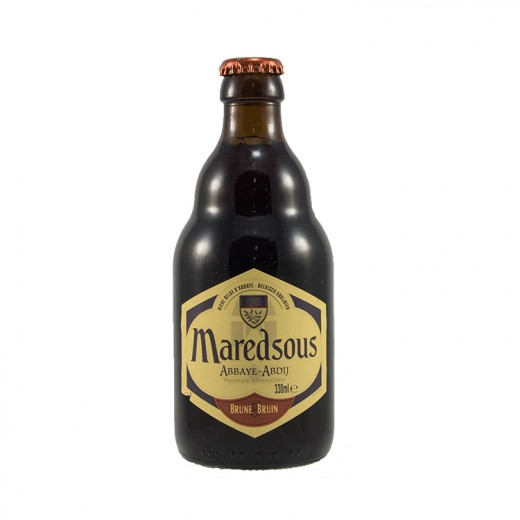 Maredsous  Bruin  33 cl   Fles