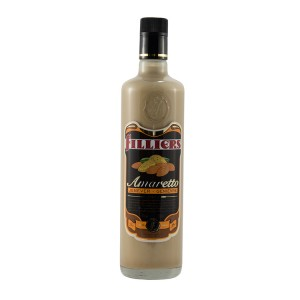 Filliers Cream Jenever  17%  Amaretto  70 cl