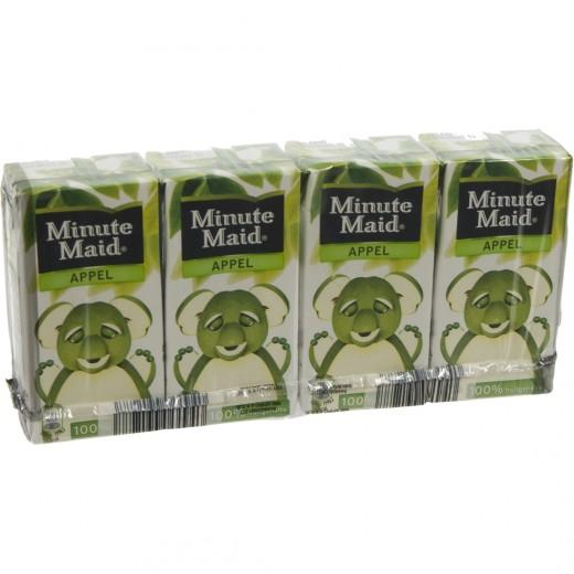 Minute Maid BRIK  Appel  20 cl  Pak  4 st