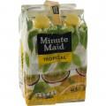 Minute Maid BRIK  Tropical  1 liter  Pak  4 st