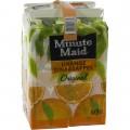 Minute Maid BRIK  Orange  1 liter  Pak  4 st