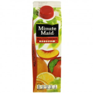Minute Maid BRIK  Multivitamines  1 liter   Stuk