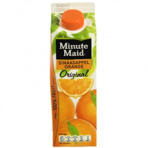 Minute Maid BRIK  Orange  1 liter   Stuk