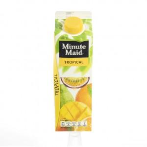 Minute Maid BRIK  Tropical  1 liter   Stuk