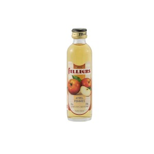 Filliers Fruit Jenever 20%  Appel  4 cl