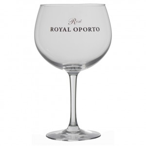 Royal Oporto Rose glas