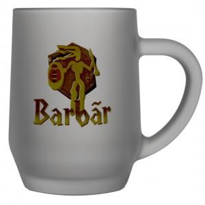 Barbar glas  33 cl