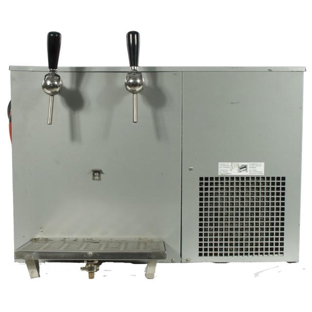 Tap 2 kranen 60l koeling tafelmodel