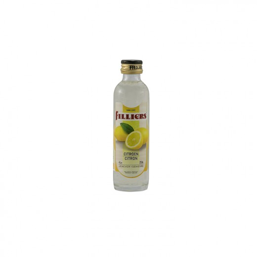 Filliers Fruit Jenever 20%  Citroen  4 cl