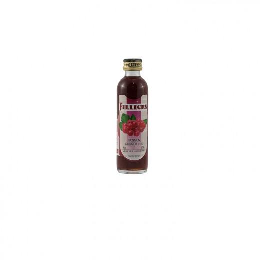 Filliers Fruit Jenever 20%  Bessen  4 cl