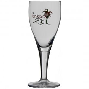 Brugse zot glas  33 cl