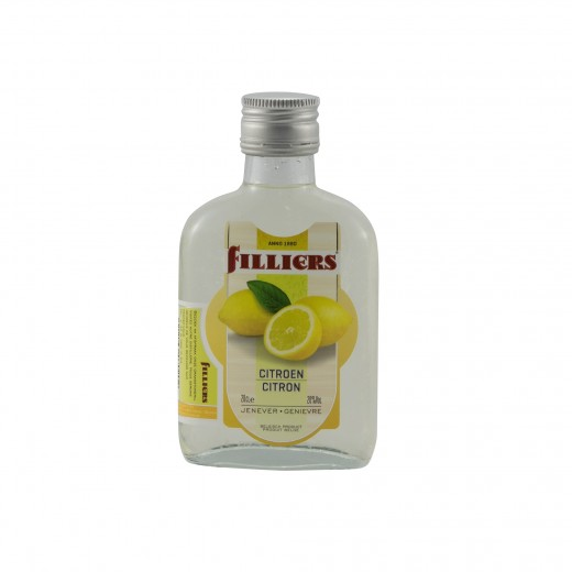 Filliers Fruit Jenever 20%  Citroen  20 cl