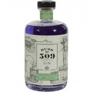 Buss N°509 Elderflower 40°  70 cl