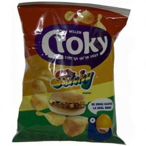 Croky Chips  Bicky   Stuk  40 g