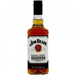 Jim Beam White  70 cl   Fles
