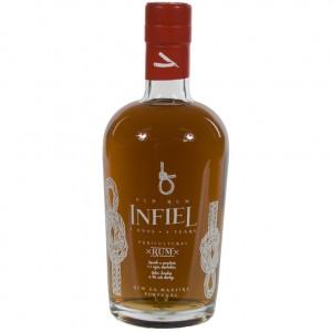 Rum Infiel 3y  70 cl   Fles