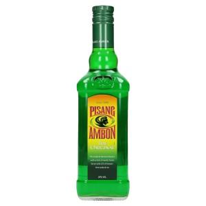 Pisang Ambon 20%  1 liter   Fles