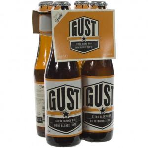 Gust  Blond  33 cl  Clip 4 fl