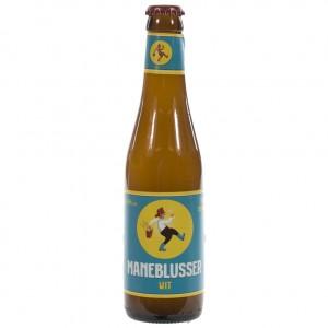 Maneblusser Wit  Wit  33 cl   Fles