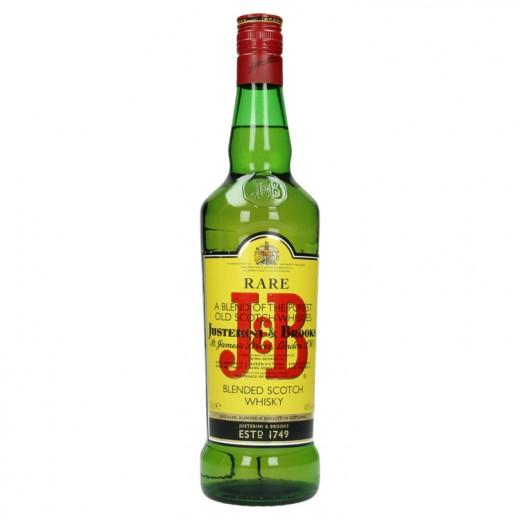 J & B Rare 40%  1 liter   Fles