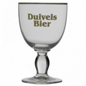 Duivelsbier glas