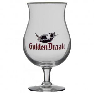 Gulden Draak glas  33 cl