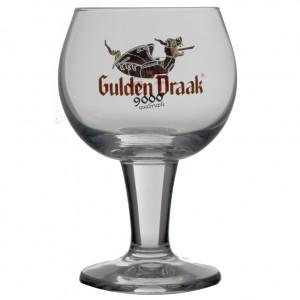 Gulden Draak glas  15 cl