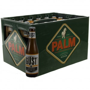 Gust  Blond  33 cl  Bak 24 st
