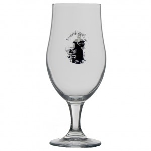 Boerken/ boerinneken glas