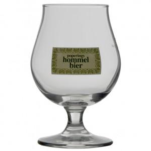 Hommelbier glas