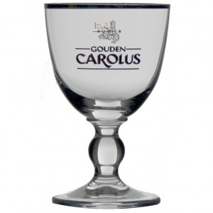 Gouden Carolus GLAS  15 cl