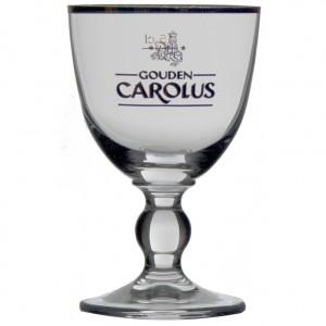 Gouden Carolus GLAS  25 cl