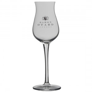 Baron Otard cognac glas