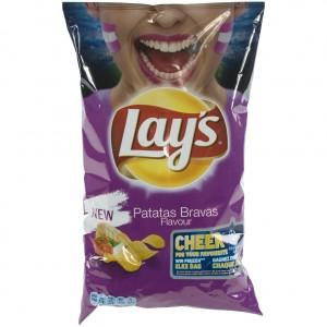 Lays Chips  Bolognose   Stuk  200 g