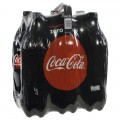 Coca Cola PET  Zero  1,5 liter  Pak  6 st