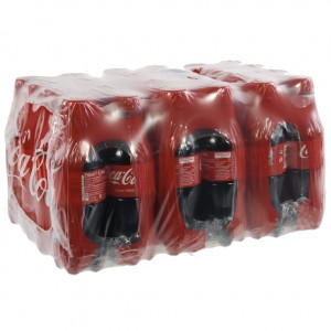 Coca Cola PET  Regular  25 cl  Pak 24 st
