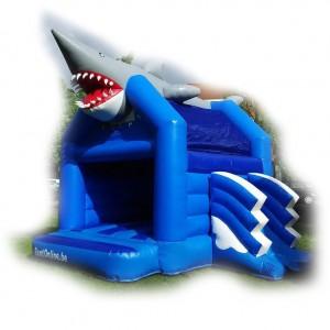 Springkasteel Haai