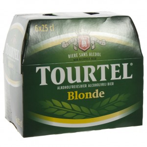 Tourtel malt  Blond  25 cl  Clip 6 fl