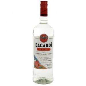 Bacardi Razz 32%  1 liter