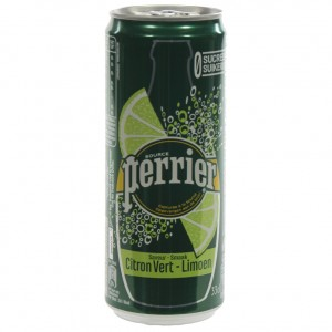 Perrier Limonade BLIK  Limoen  33 cl  Blik