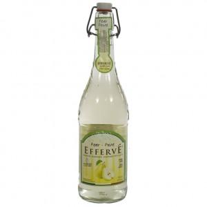 Effervé Limonade  Peer  75 cl   Fles