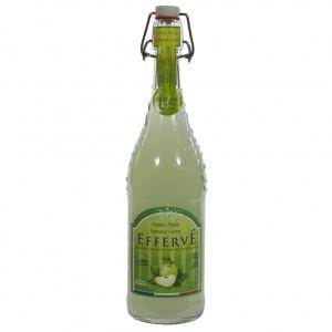Effervé Limonade  Groene Appel  75 cl   Fles