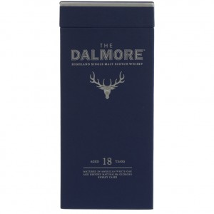 Dalmore Whisky 18Year 43%  70 cl