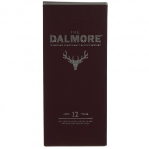 Dalmore Whisky 12Year 40%  70 cl