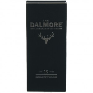 Dalmore Whisky 15Year 40%  70 cl