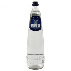Bru  Plat  1 liter   Fles