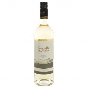 Gaston Borries Sauvignon  Wit  75 cl   Fles