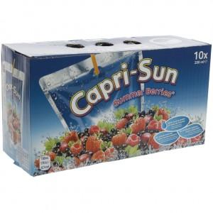 Capri-Sun  Red Fruit  20 cl  10 stuks