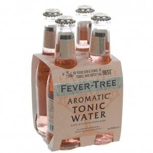 Fever Tree  Aromatic  20 cl  Clip 4 fl